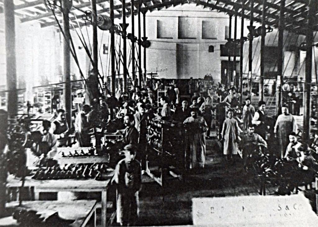 schoenenfabriek