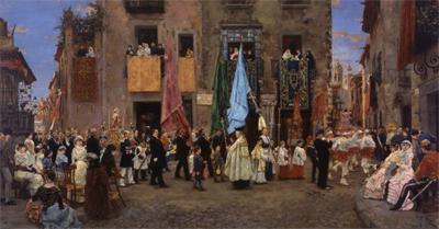 processie van St Bartelomeus