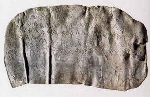 Keltische tekst