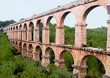 Tarraco-aquaduct