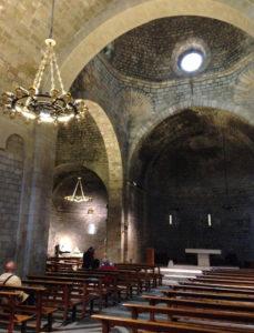 Sant Pau - interieur