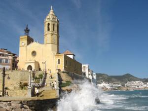 kerk-golven