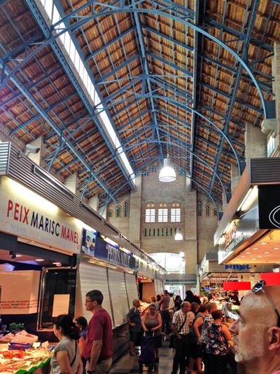 mercat de sants